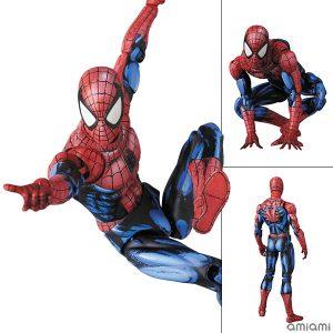 【スパイダーマン】マフェックス『スパイダーマン(COMIC PAINT)』SPIDER-MAN 可動フィギュア【メディコム・トイ】より2019年12月発売予定♪