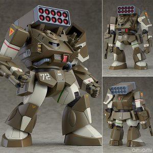 【ダグラム】COMBAT ARMORS『アイアンフット F4XD ヘイスティ XD型』1/72 プラモデル【マックスファクトリー】より2019年12月発売予定♪