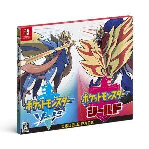 【ポケモン】Nintendo Switch『ポケットモンスター ソード・シールド[ダブルパック]』ゲーム【任天堂】より2019年11月発売予定♪