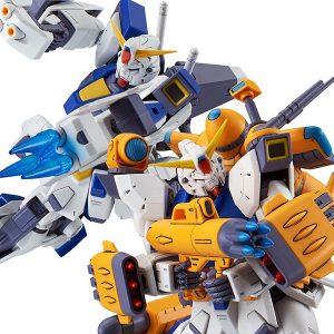 【ガンプラ】MG 1/100『ガンダムF90用 ミッションパックFタイプ & Mタイプ』プラモデル【バンダイ】より2019年11月発売予定♪