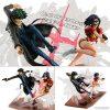 【カウボーイビバップ】1/8『スパイク&フェイ 1st GIG set』完成品フィギュア【メガハウス】より2019年12月発売予定♪