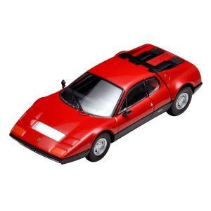 【トミカ】トミカリミテッドヴィンテージ ネオ TLV-NEO『フェラーリ365 GT4 BB(赤/黒)』ミニカー【トミーテック】より2019年12月発売予定♪