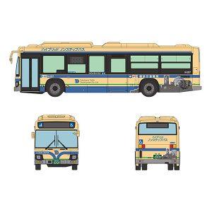 全国バスコレ80『横浜交通開発(横浜市営バス)』ミニカー【トミーテック】より2019年12月発売予定♪