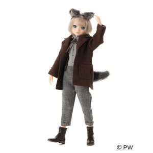 【ruruko】るるこ『おおかみ ruruko boy』完成品ドール【ペットワークス】より2019年10月発売予定♪