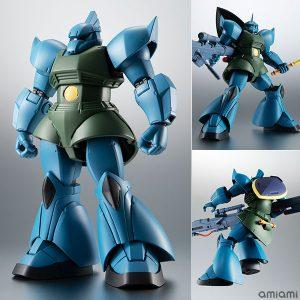 【ガンダム0083】ROBOT魂〈SIDE MS〉『MS-14A ガトー専用ゲルググ ver. A.N.I.M.E.』可動フィギュア【BANDAI SPIRITS】より2019年12月発売予定♪