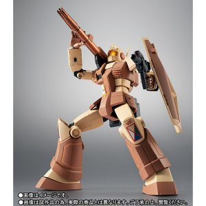 【ガンダムMSV】ROBOT魂〈SIDE MS〉『RGC-80 ジム・キャノン アフリカ戦線仕様 ver. A.N.I.M.E.』可動フィギュア【バンダイ】より2020年2月発売予定♪