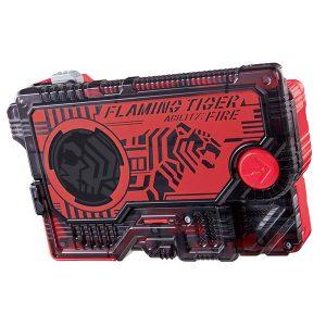【仮面ライダーゼロワン】『DXフレイミングタイガープログライズキー』変身なりきり【バンダイ】より2019年9月発売予定♪
