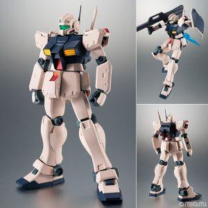 【ガンダム0083】ROBOT魂〈SIDE MS〉『RGM-79C ジム改 ver. A.N.I.M.E.』可動フィギュア【BANDAI SPIRITS】より2020年1月発売予定♪