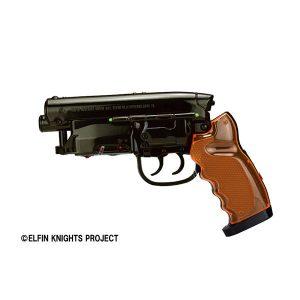 【ブレードランナー】REAL FORM Water Gun『高木型弐〇壱九年式爆水拳銃 Vol1.5 Last end』1/1 ウォーターガン【フルコック】より2019年10月発売予定☆