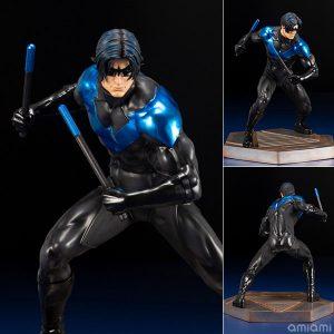 【バットマン】ARTFX『ナイトウィング』1/6 完成品フィギュア【コトブキヤ】より2020年2月発売予定♪