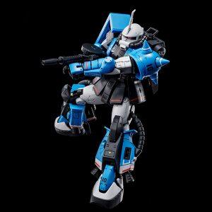 【ガンプラ】RG 1/144『MS-06R-1A ユーマ・ライトニング専用ザクII』ガンダムMSV プラモデル【バンダイ】より2020年1月発売予定♪