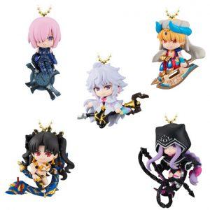 【Fate/Grand Order】Twinkle Dolly『Fate/Grand Order -絶対魔獣戦線バビロニア- Vol.1』食玩 8個入りBOX【バンダイ】より2020年2月発売予定♪