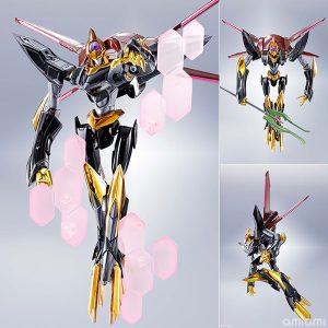 【コードギアス】METAL ROBOT魂〈SIDE KMF〉『蜃気楼』可動フィギュア【バンダイ】より2020年2月発売予定♪