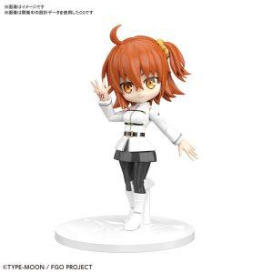 【Fate/Grand Order】ぷちりっつ『マスター/女主人公』プラモデル【BANDAI SPIRITS】より2020年2月発売予定♪