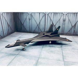 1/144『MiG-31 ファイヤーフォックス』プラモデル【シルバーフォックス】より2019年11月再販予定☆