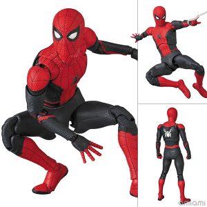 【スパイダーマン】マフェックス『スパイダーマン アップグレードスーツ/SPIDER-MAN Upgraded Suit』可動フィギュア【メディコム・トイ】より2020年7月発売予定☆