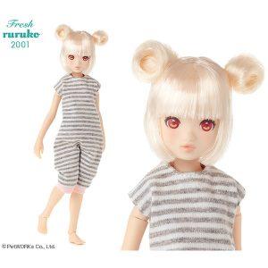 【ruruko】るるこ『Fresh ruruko 2001』完成品ドール【ペットワークス】より2019年12月発売予定♪