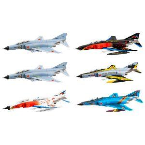 1/144 ワークショップ Vol.37『F-4ファントムII ファイナルスペシャル』食玩プラモデル 10個入りBOX【エフトイズ】より2020年1月発売予定☆