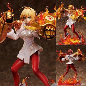 【Fate/EXTELLA】造形深化 劇的STATUE『《セイバー レガリア》ネロ・クラウディウス』1/7 完成品フィギュア【プルーヴィー】より2020年4月発売予定♪