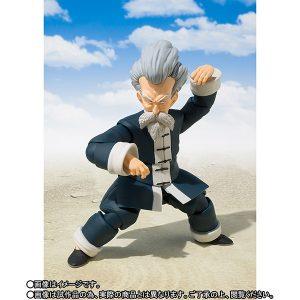 【ドラゴンボール】S.H.フィギュアーツ『ジャッキー・チュン』可動フィギュア【バンダイ】より2020年5月発売予定☆