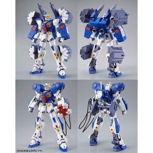 【ガンプラ】MG 1/100『ガンダムF90用 ミッションパック Bタイプ&Kタイプ』プラモデル【バンダイ】より2020年3月発売予定♪