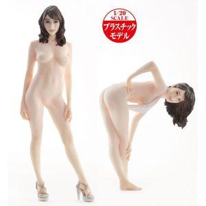 【PLAMAX】Naked Angel『JULIA』1/20 プラモデル【マックスファクトリー】より2020年4月発売予定☆