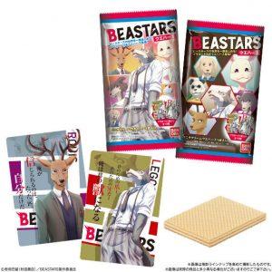 【ビースターズ】食玩『BEASTARSウエハース』20個入りBOX【バンダイ】より2020年1月発売予定♪
