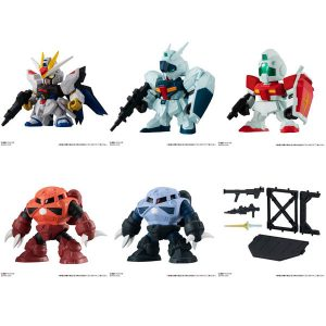 【ガンダム】『ガシャポン戦士フォルテ11』12個入りBOX【バンダイ】より2020年3月発売予定♪