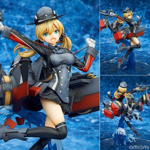 【艦これ】『Prinz Eugen(プリンツ・オイゲン)』艦隊これくしょん 完成品フィギュア【キューズQ】より2020年11月発売予定♪