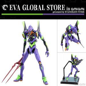 【エヴァ】EVA GLOBAL限定復刻 RIOBOT CREATION『エヴァンゲリオン初号機』可動フィギュア【千値練】より2020年8月再販予定♪