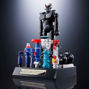 超合金魂『D.C.シリーズ対応 XX計画ひみつ超兵器セット01』可動フィギュア【BANDAI SPIRITS】より2020年4月発売予定☆