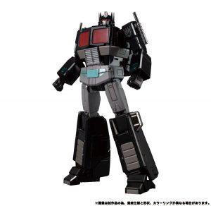 【トランスフォーマー】マスターピース『MP-49 ブラックコンボイ』可変可動フィギュア【タカラトミー】より2020年7月発売予定♪