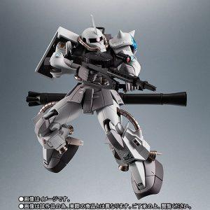 【ガンダムMSV】ROBOT魂〈SIDE MS〉『シン・マツナガ専用高機動型ザクII ver. A.N.I.M.E.』可動フィギュア【バンダイ】より2020年6月発売予定♪