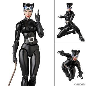 【バットマン】マフェックス『キャットウーマン ハッシュ版/CATWOMAN(HUSH Ver.)』可動フィギュア【メディコム・トイ】より2020年10月発売予定♪