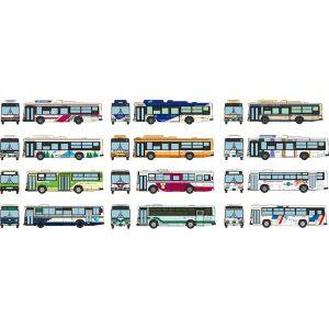 ザ・バスコレクション『バスコレ 第28弾』12個入りBOX【トミーテック】より2020年6月発売予定♪