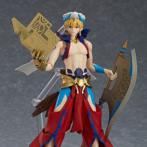 【Fate/Grand Order】figma『ギルガメッシュ』可動フィギュア【マックスファクトリー】より2020年9月発売予定☆