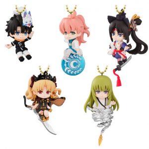【Fate/Grand Order】Twinkle Dolly『Fate/Grand Order -絶対魔獣戦線バビロニア- Vol.2』食玩 8個入りBOX【バンダイ】より2020年6月発売予定♪