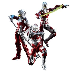 【ULTRAMAN】超動ウルトラマン『超動 HERO'S ULTRAMAN』食玩 可動フィギュア 8個入りBOX【バンダイ】より2020年4月発売予定☆