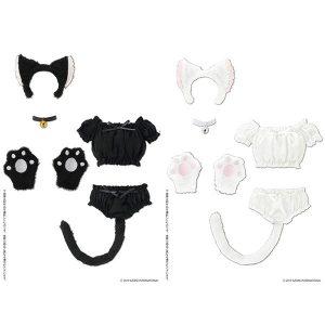 【48cm/50cmドール】AZO2『ふわくしゅ にゃんこセット』1/3 ドール服【アゾン】より2020年1月発売予定♪