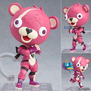 【フォートナイト】ねんどろいど『ピンクのクマちゃん』可動フィギュア【グッドスマイルカンパニー】より2020年7月発売予定☆