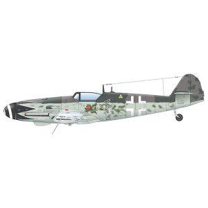 1/48 プロフィパック『メッサーシュミット Bf 109 G-10 エルラ』プラモデル【エデュアルド】より2020年2月発売予定♪