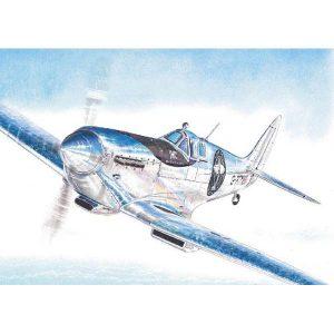 1/72『スピットファイア Mk.9「ロンゲスト・フライト」』プラモデル【AZモデル】より2020年1月発売予定♪
