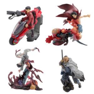 【AKIRA】miniQ『PART.4 決戦』6個入りBOX【海洋堂】より2020年3月発売予定♪