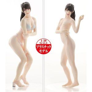 【PLAMAX】Naked Angel『希島あいり』1/20 プラモデル【マックスファクトリー】より2020年5月発売予定☆