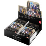 【ツイステ】カードダス『ディズニー ツイステッドワンダーランド メタルカードコレクション パックver.』20パック入りBOX【バンダイ】より2020年2月発売♪