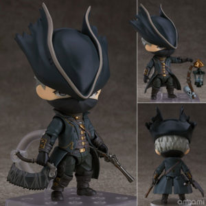 【Bloodborne】ねんどろいど『狩人』ブラッドボーン 可動フィギュア【グッドスマイルカンパニー】より2020年8月発売予定♪