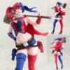 【バットマン】DC COMICS美少女『ハーレイ・クイン NEW52 ver. 2nd Edition』1/7 完成品フィギュア【コトブキヤ】より2020年8月再販予定♪