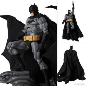 """【バットマン】マフェックス『バットマン:ハッシュ/BATMAN """"HUSH"""" BLACK Ver.』可動フィギュア【メディコム・トイ】より2021年1月発売予定♪"""