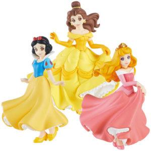 【ディズニー】食玩『Disneyプリュネルドール2 Special Set』完成品フィギュア【バンダイ】より2020年7月発売予定♪
