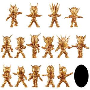 【仮面ライダー】『仮面ライダーゴールドフィギュア02』食玩 16個入りBOX【バンダイ】より2020年7月発売予定♪